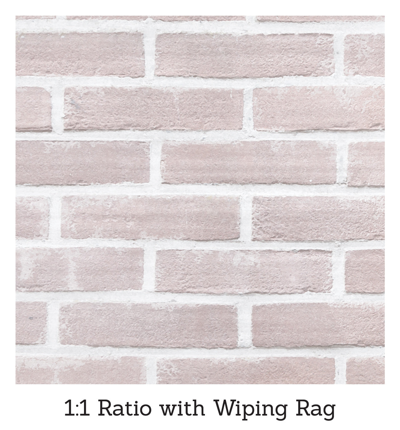 Brick Transformations Whitewash Paint