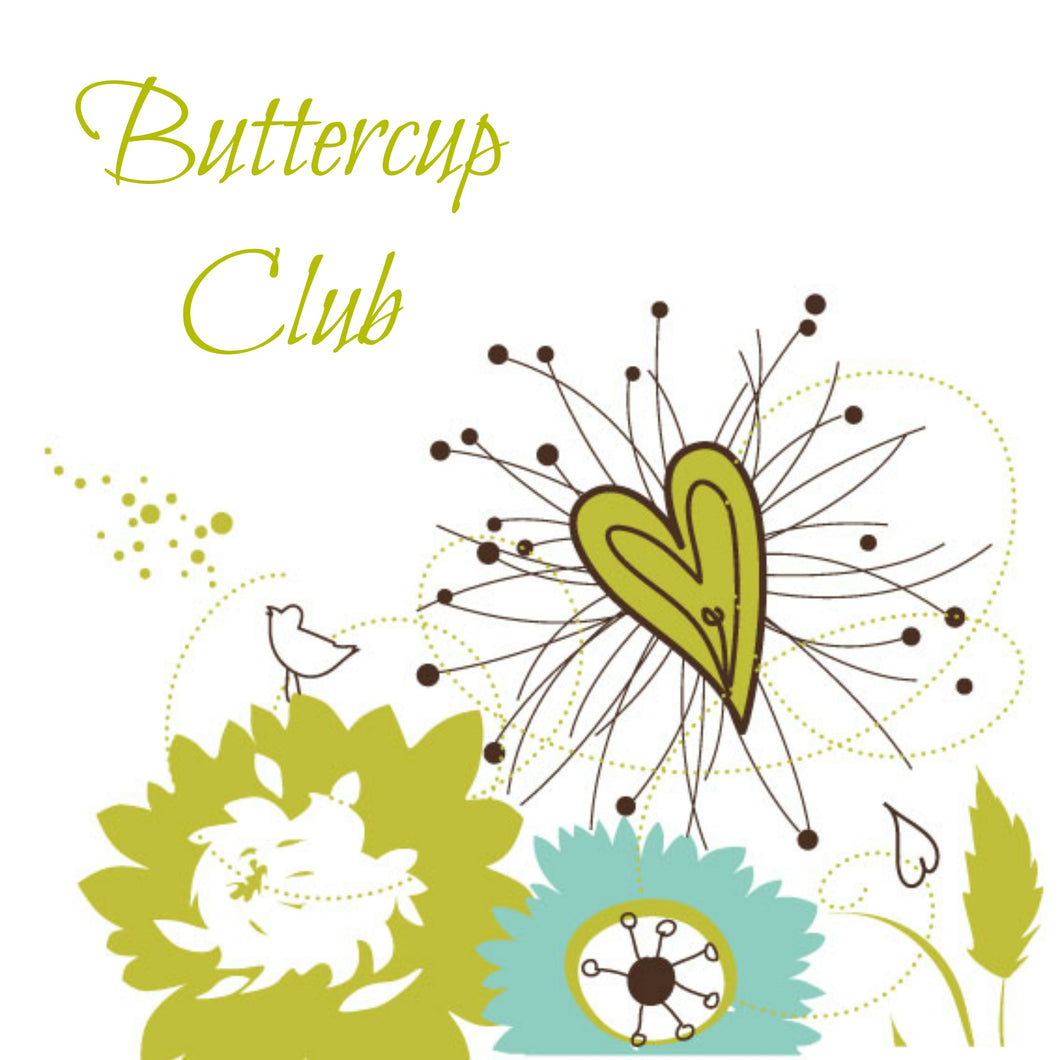 Buttercup Club - 1 Months Subscription