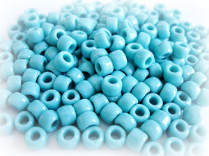 Size 6/0 Toho Seed Beads Light Turquoise Blue