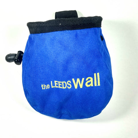 Preloved Chalk Bag Leeds Wall