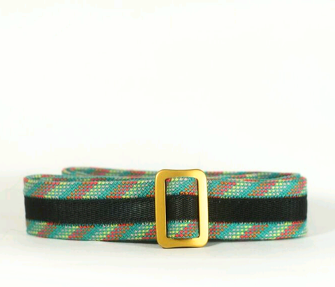 Auto Belt - Green // Red