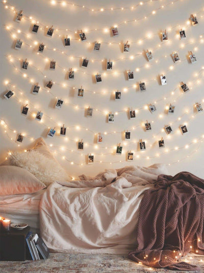 100pcs Mini Bulb String Light - Lighting & Lamps