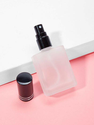 15Ml Clear Frost Glass Perfume Spray Bottle - Beauty Tools