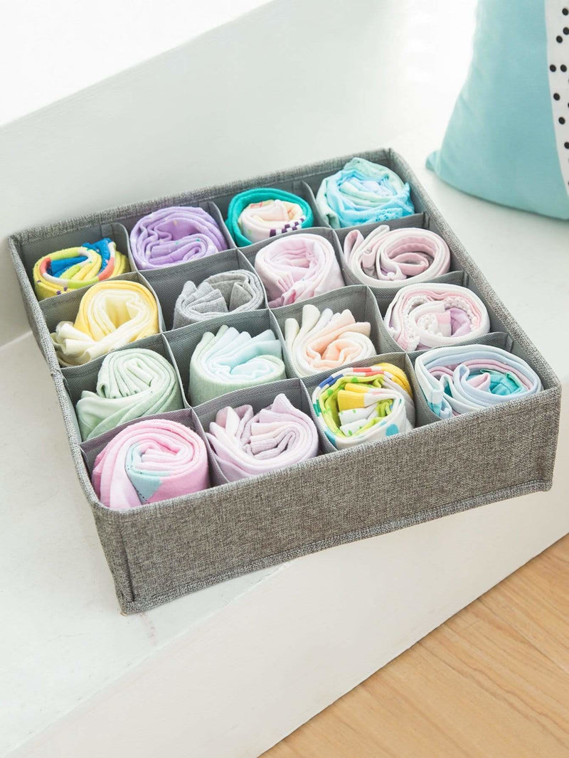 16 Compartment Storage Box - Storage & Organization