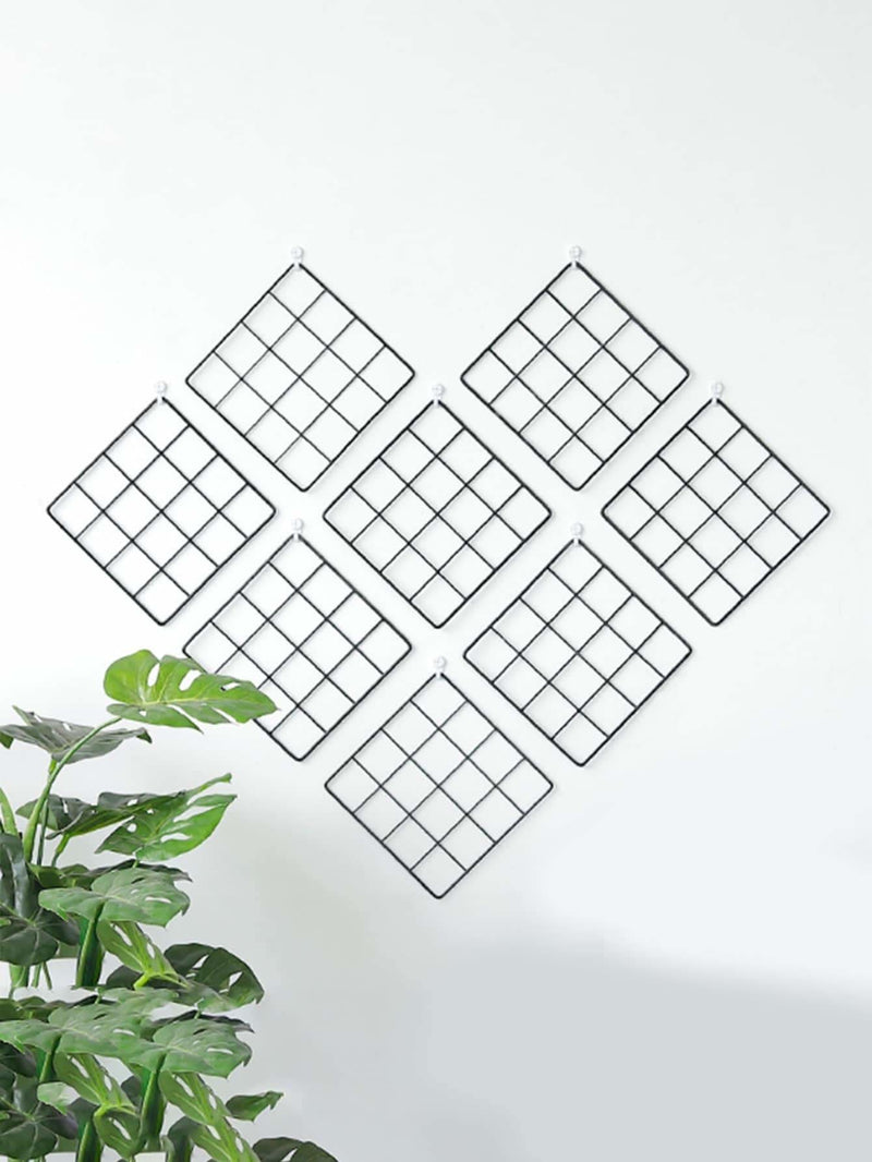 16 Grid Wall Rack 1Pc - Wall Art