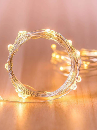 20pcs Bulb Copper String Light - Lighting & Lamps