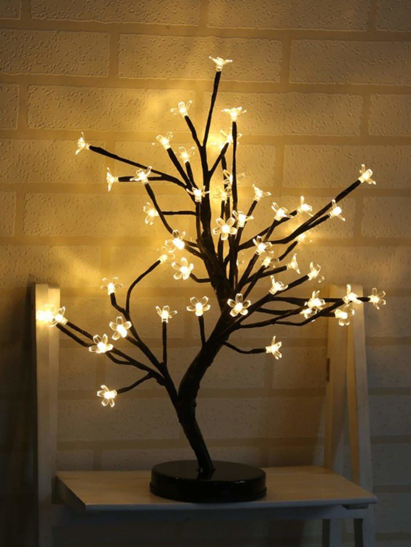 20pcs Bulb Tree Shaped Table Lamp 12V - Lighting & Lamps