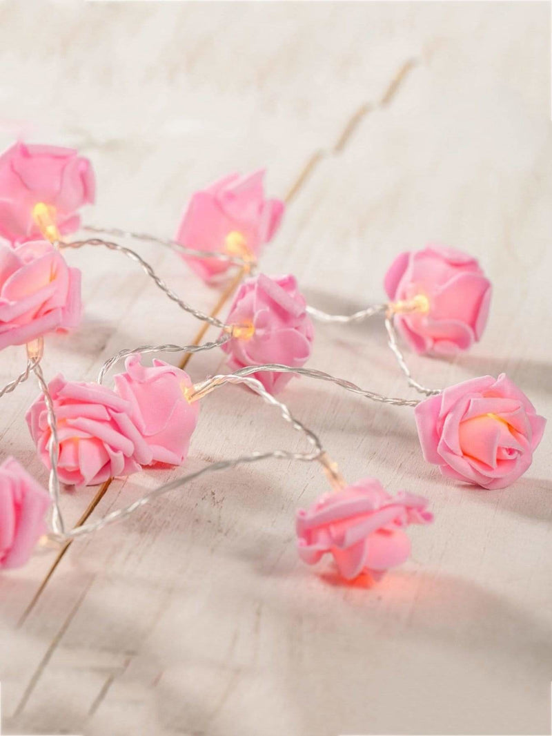 20pcs Rose Bulb String Light 12v