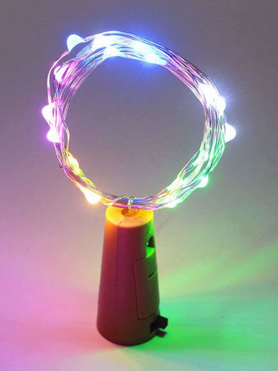 2M Colorful String Light 3V - Lighting & Lamps