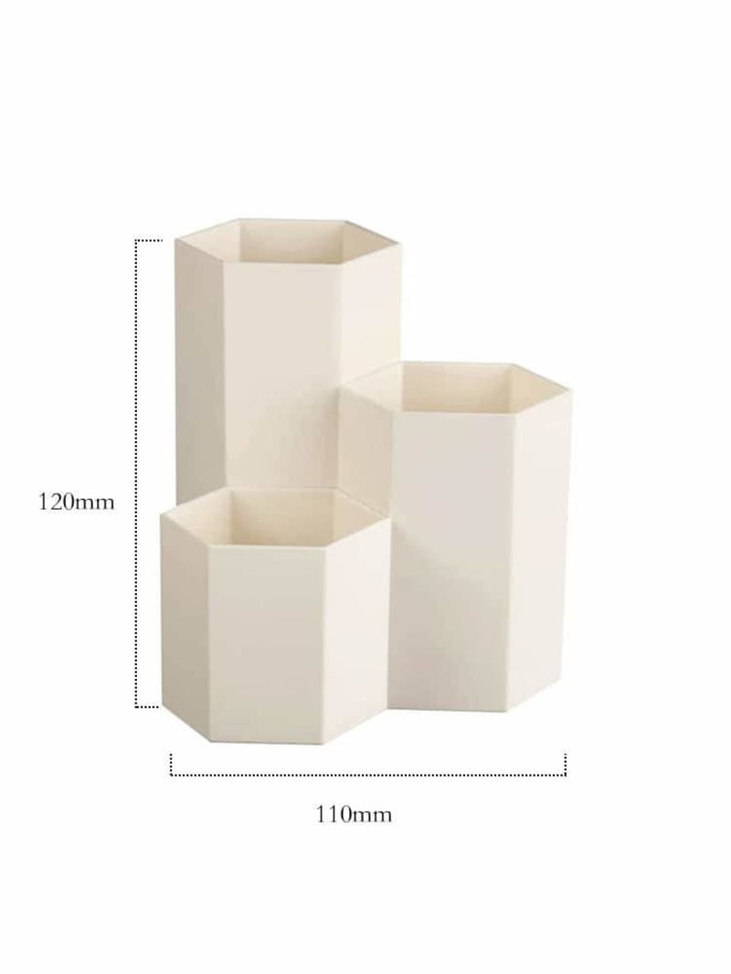 3components Desktop Storage Bucket - Storage & Organization