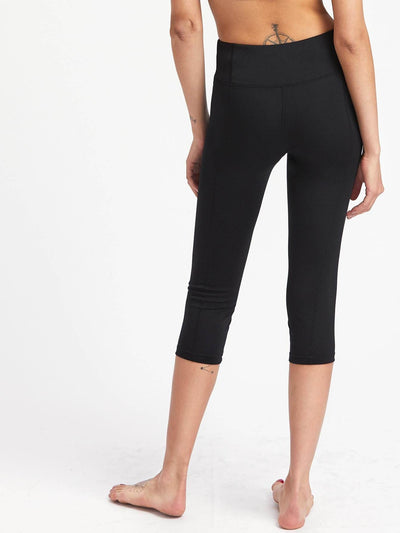 Active Capri Leggings - Fittness Leggings