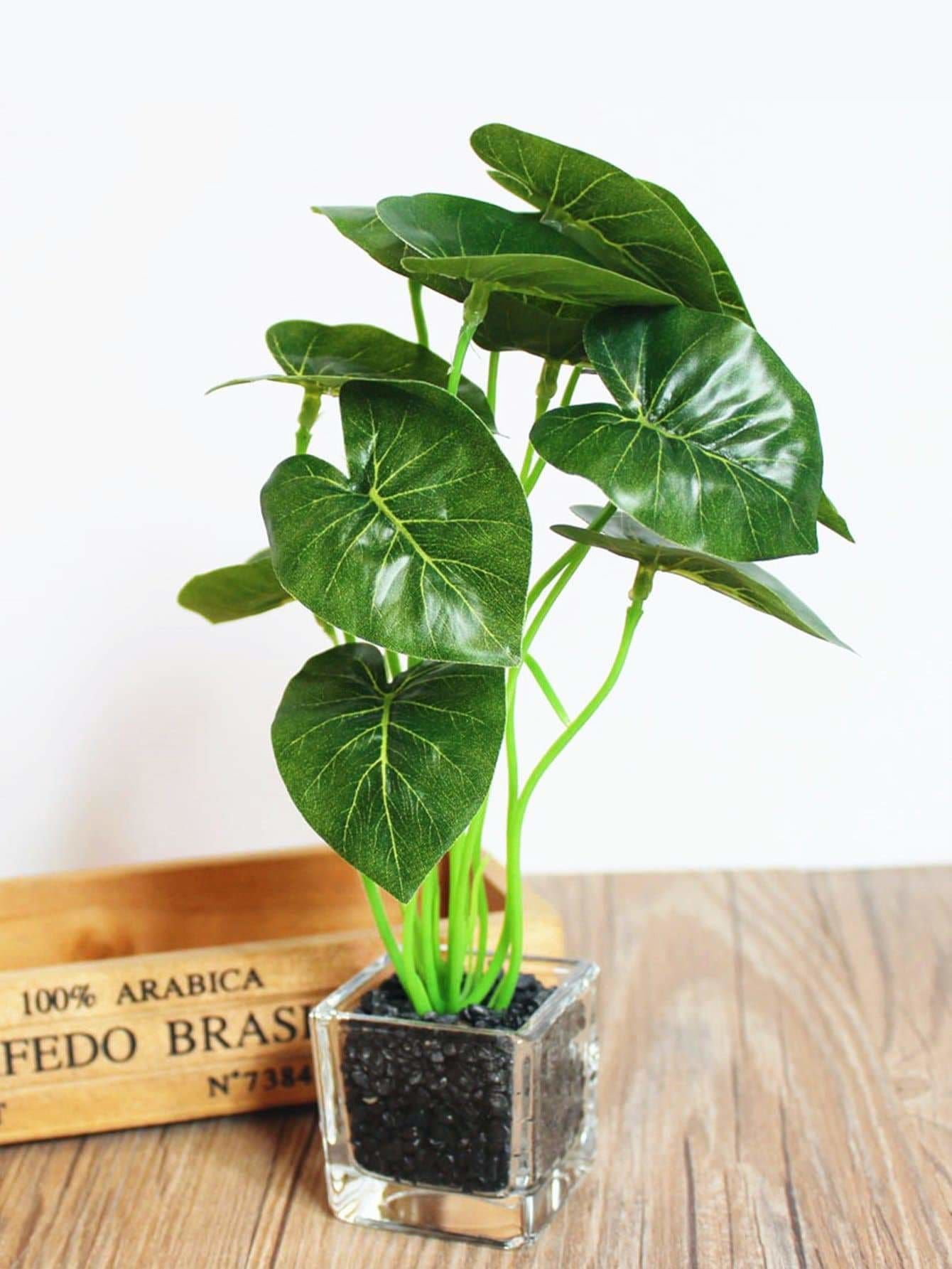 Artificial Potted Foliage - Vases & Artificial Flowers