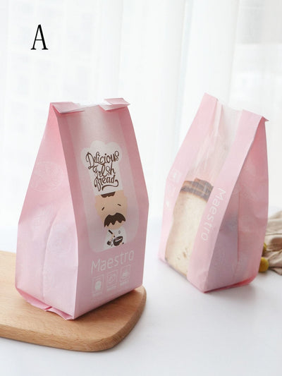 Baking Packaging Bag 10Pcs - Bakeware