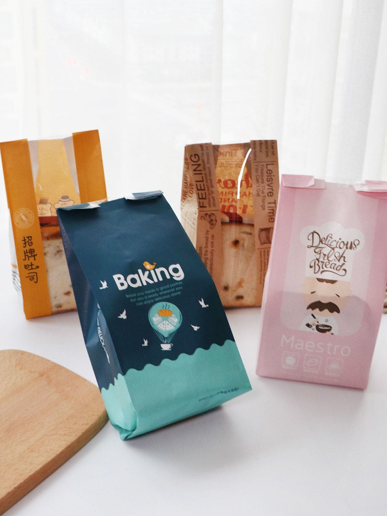 Baking Packaging Bag 10pcs