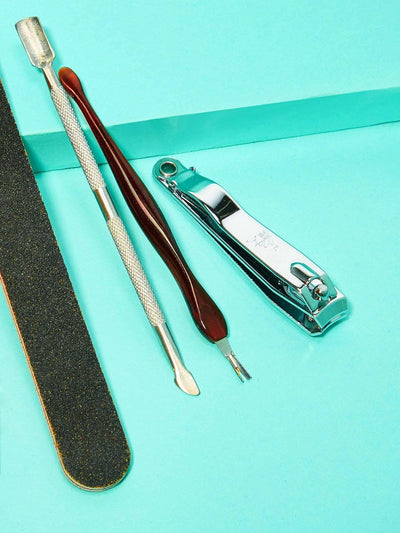 Basic Nail Tools Set 8Pcs - Beauty Tools