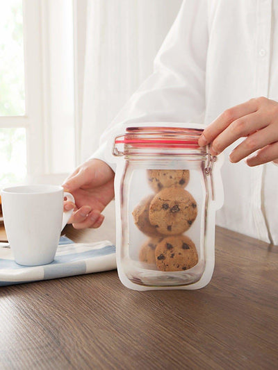 Bottle Design Clear Bag 3Pcs - Bakeware