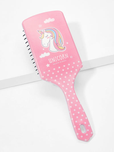 Cartoon Massage Hair Comb - Personal Care