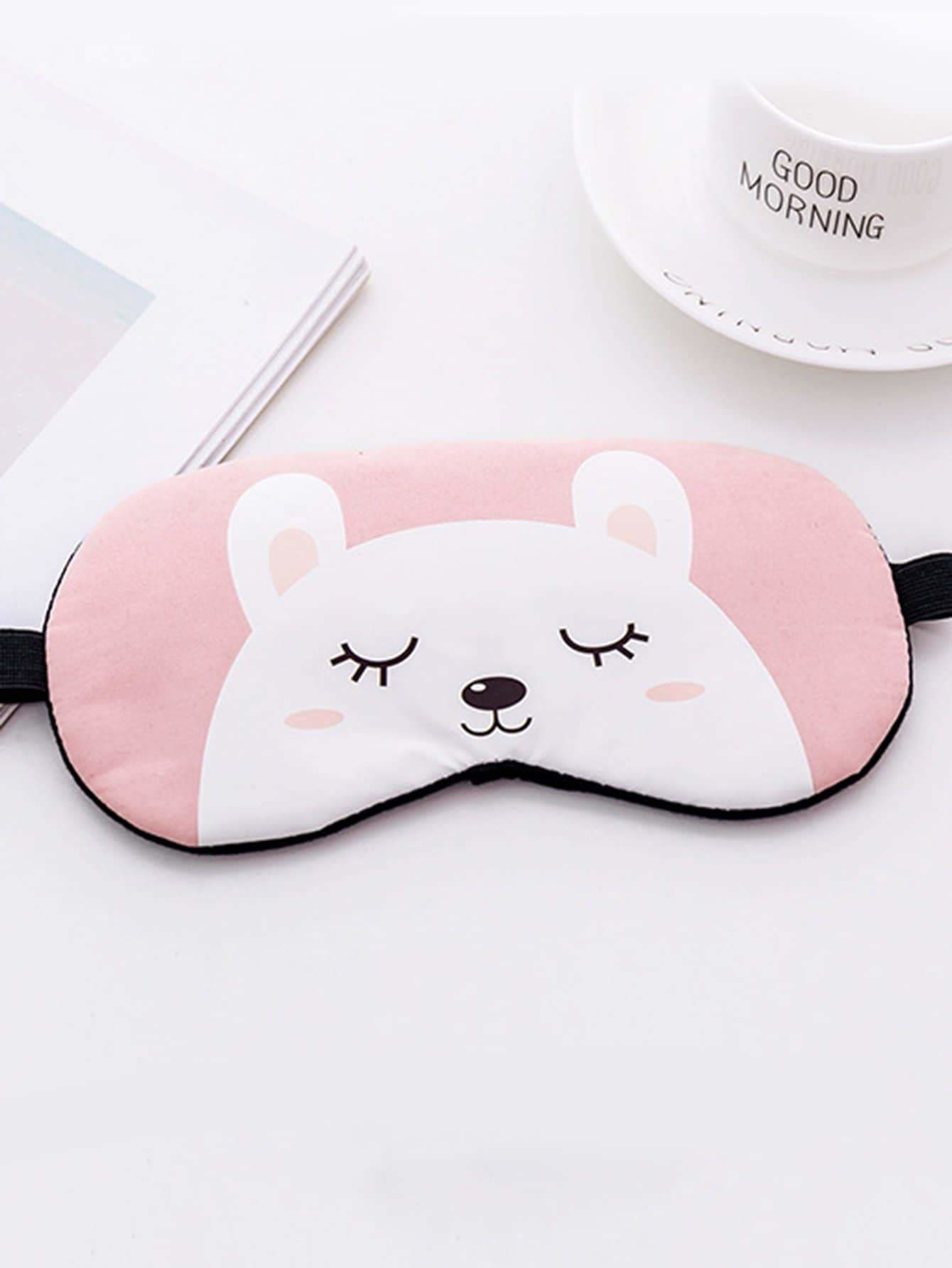 Cartoon Pattern Eye Patch - Daily Necessities