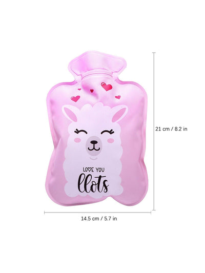 Cartoon Pattern Hot Water Bag - Daily Necessities