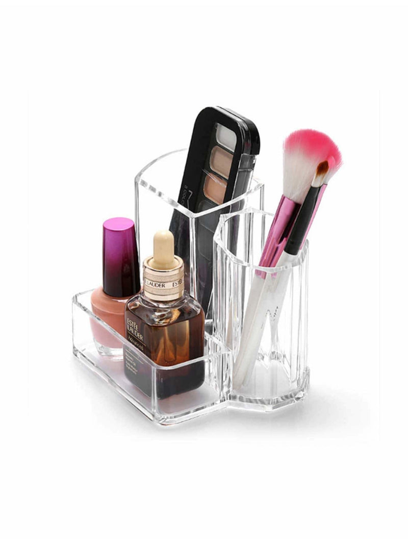 Clear Makeup Organizer - Storage & Organization