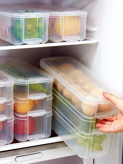 Clear Storage Box 1Pc - Kitchen Tools