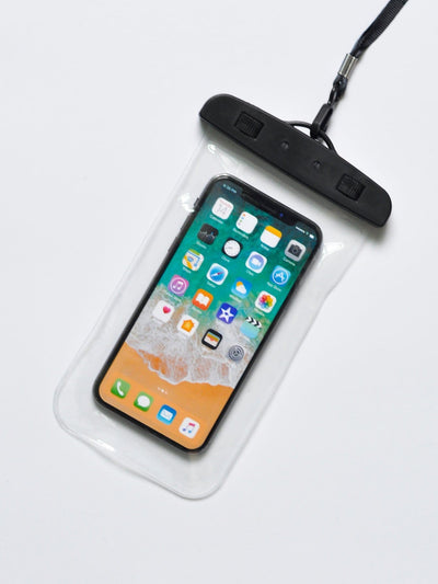 Clear Waterproof Phone Pouch Bag - Phone Cases