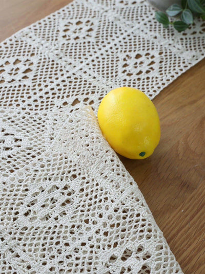 Crochet Table Runner - Kitchen & Table Linens