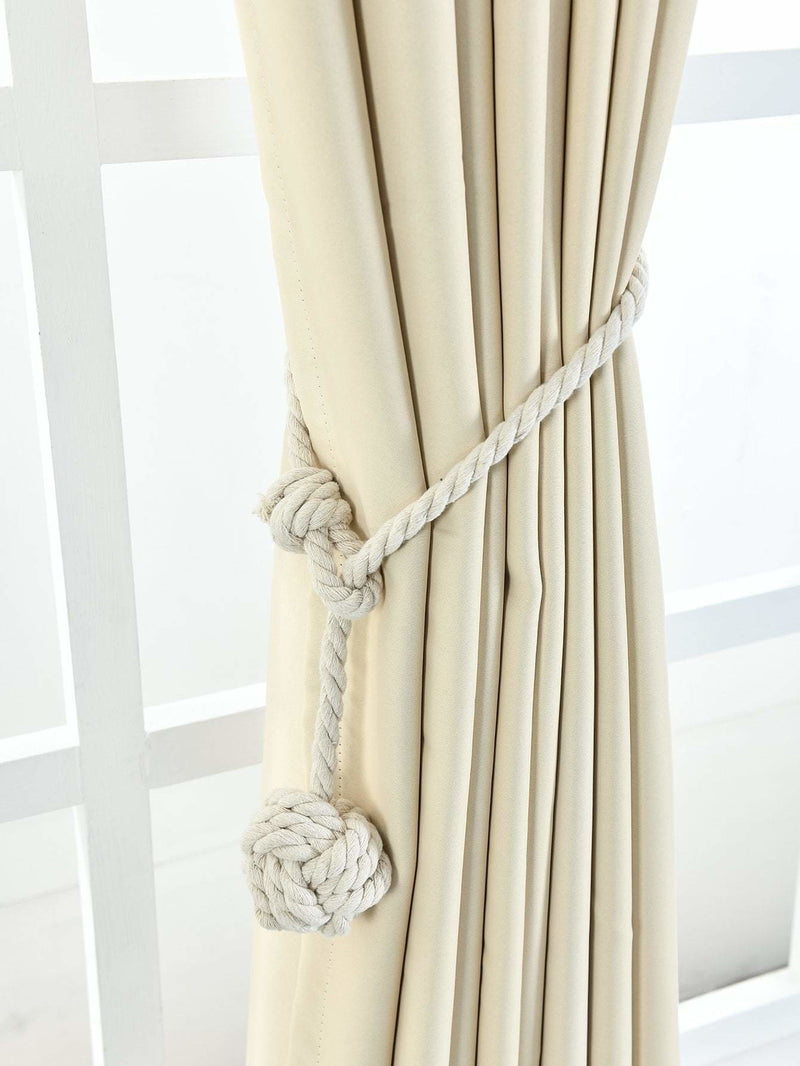 Curtain Tie Back 2pcs - Curtains