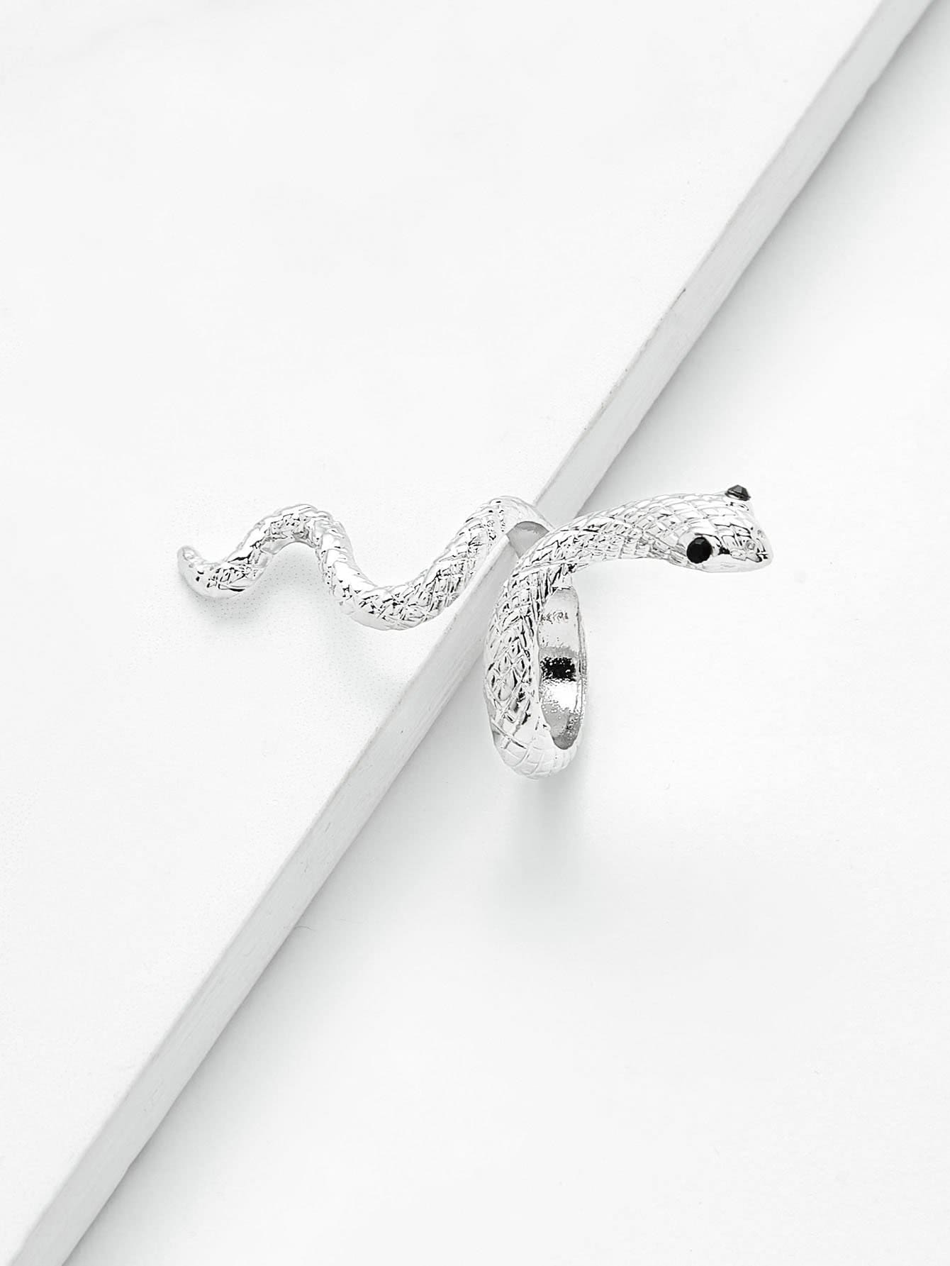 Cute Snake Design Ring - Rings