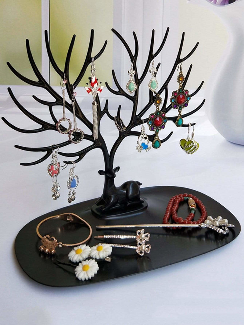 Deer Decoration Jewelry Organizer - Storage & Organization