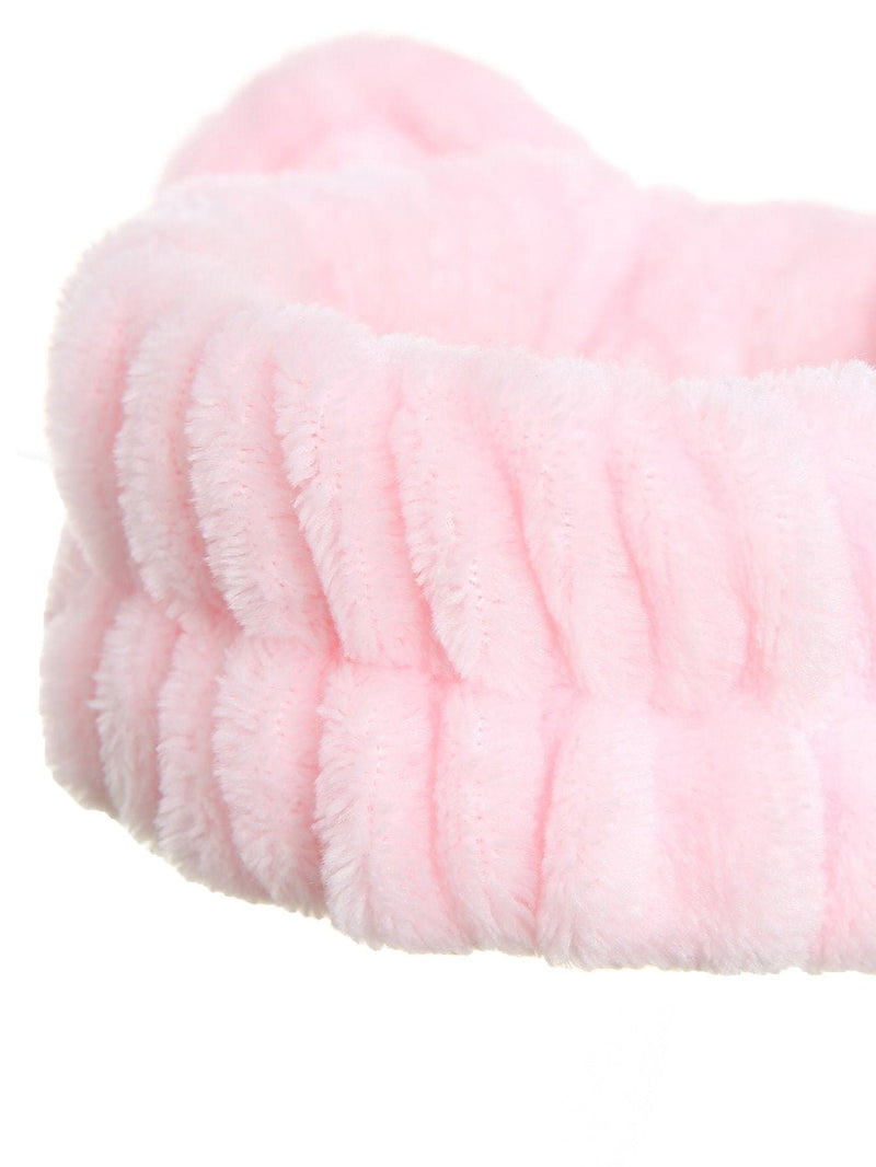 Ear Detail Bath Headband