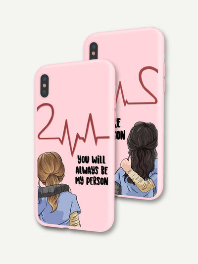 Figure Print Sister Iphone Cases - Phone Cases