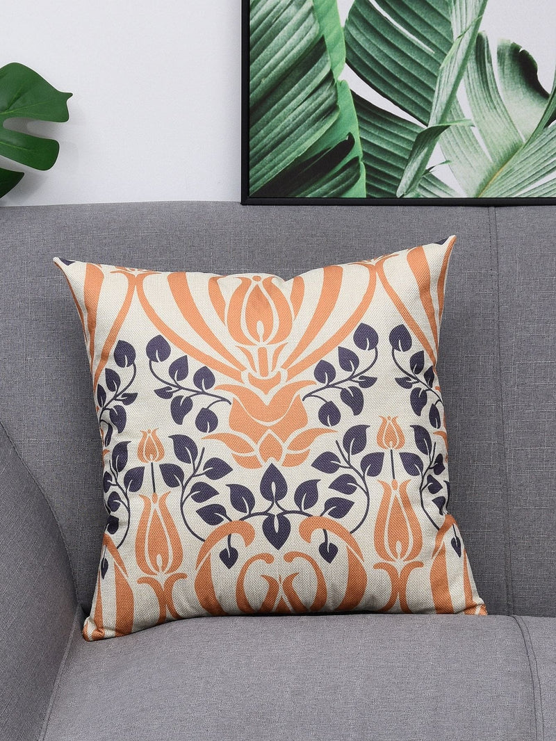 Floral Print Pillowcase 1pc