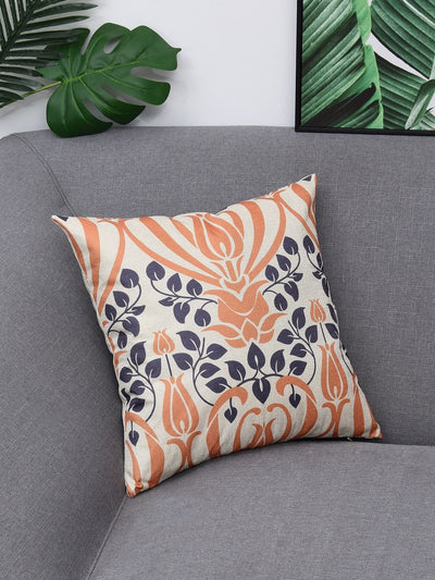 Floral Print Pillowcase 1Pc - Decorative Pillows