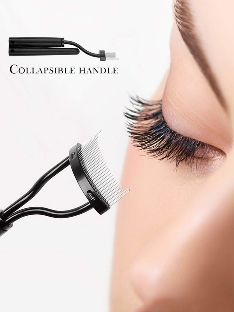 Foldable Eyelash Comb