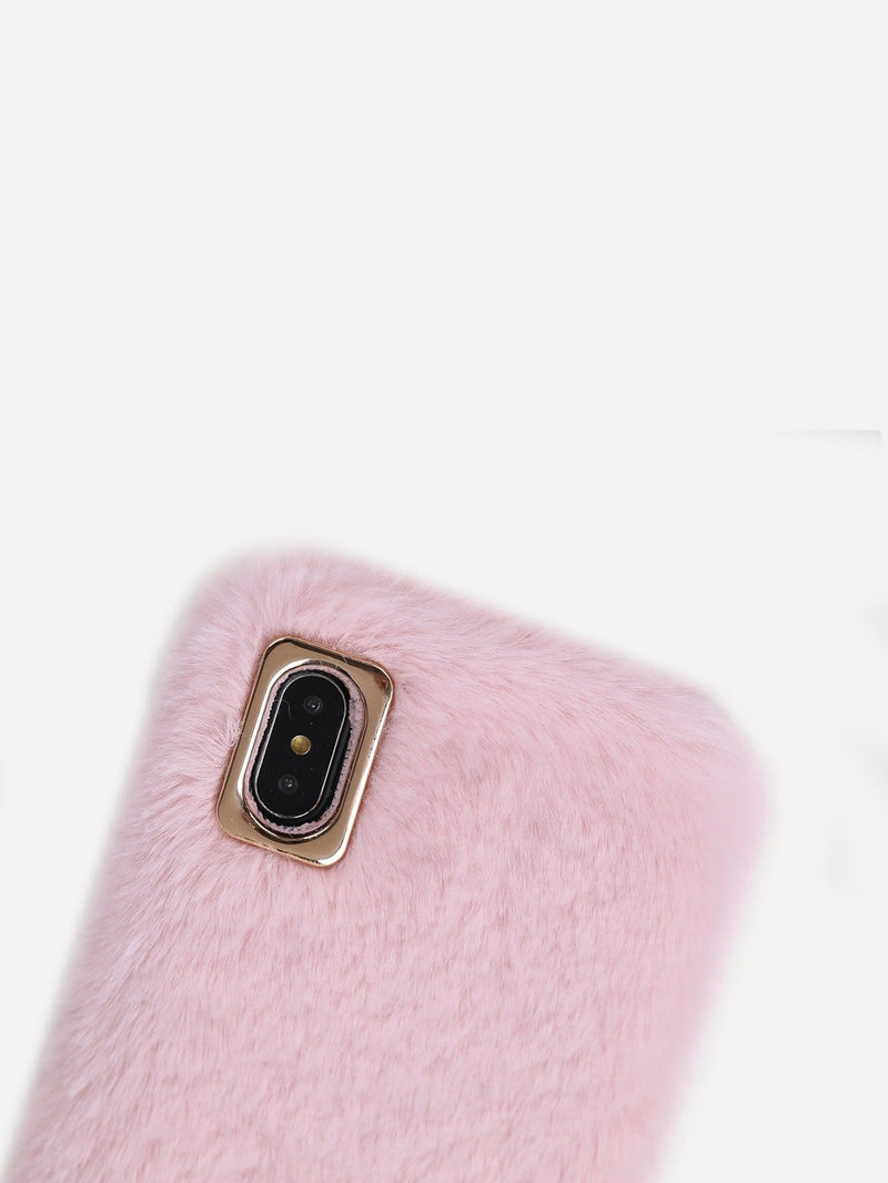 Fuzzy iPhone Case