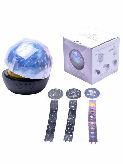 Galaxy Projection Lamp 5V - Lighting & Lamps