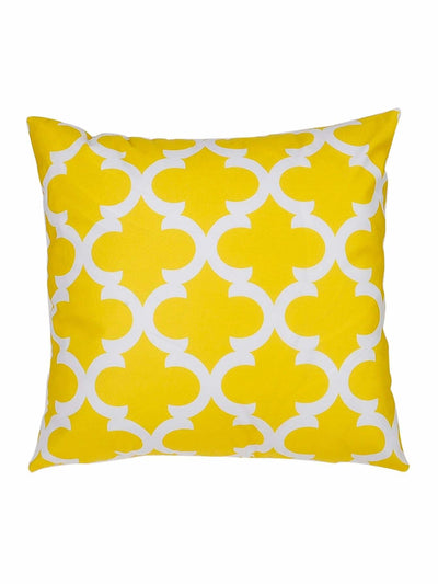 Geometric Pattern Cushion Cover - Decorative Pillows