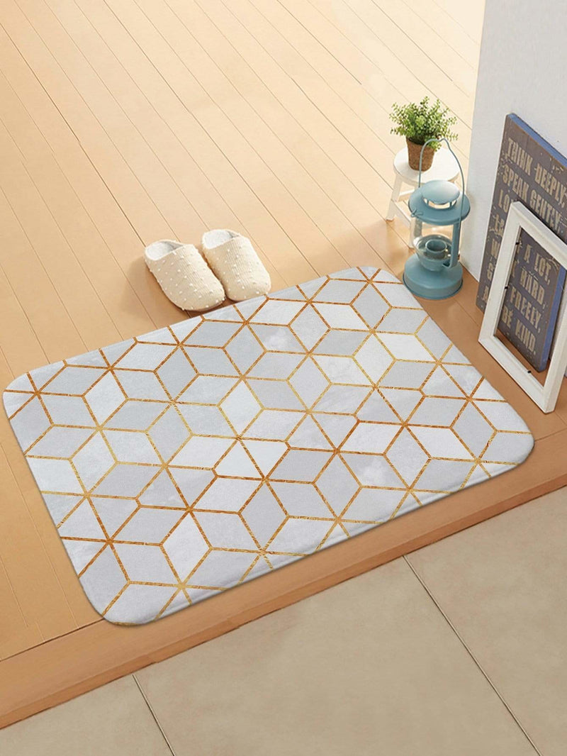 Geometric Pattern Doormat - Rugs & Mats