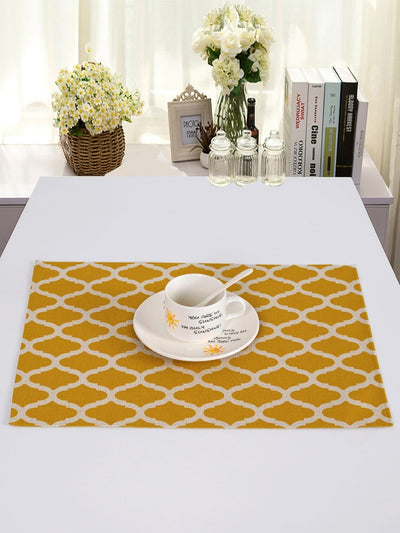 Geometric Pattern Placemat - Dining