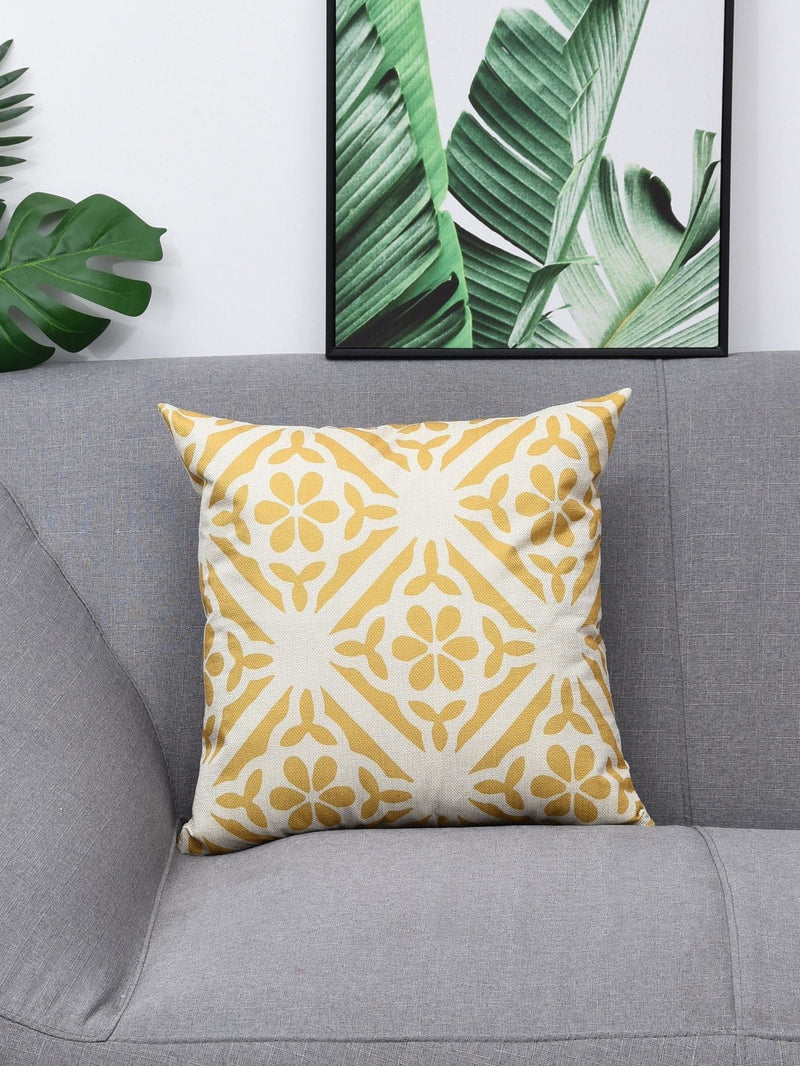 Geometric Print Pillowcase 1pc