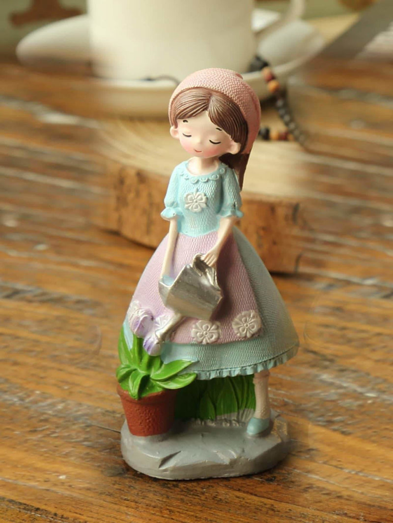 Girl Decorative Object