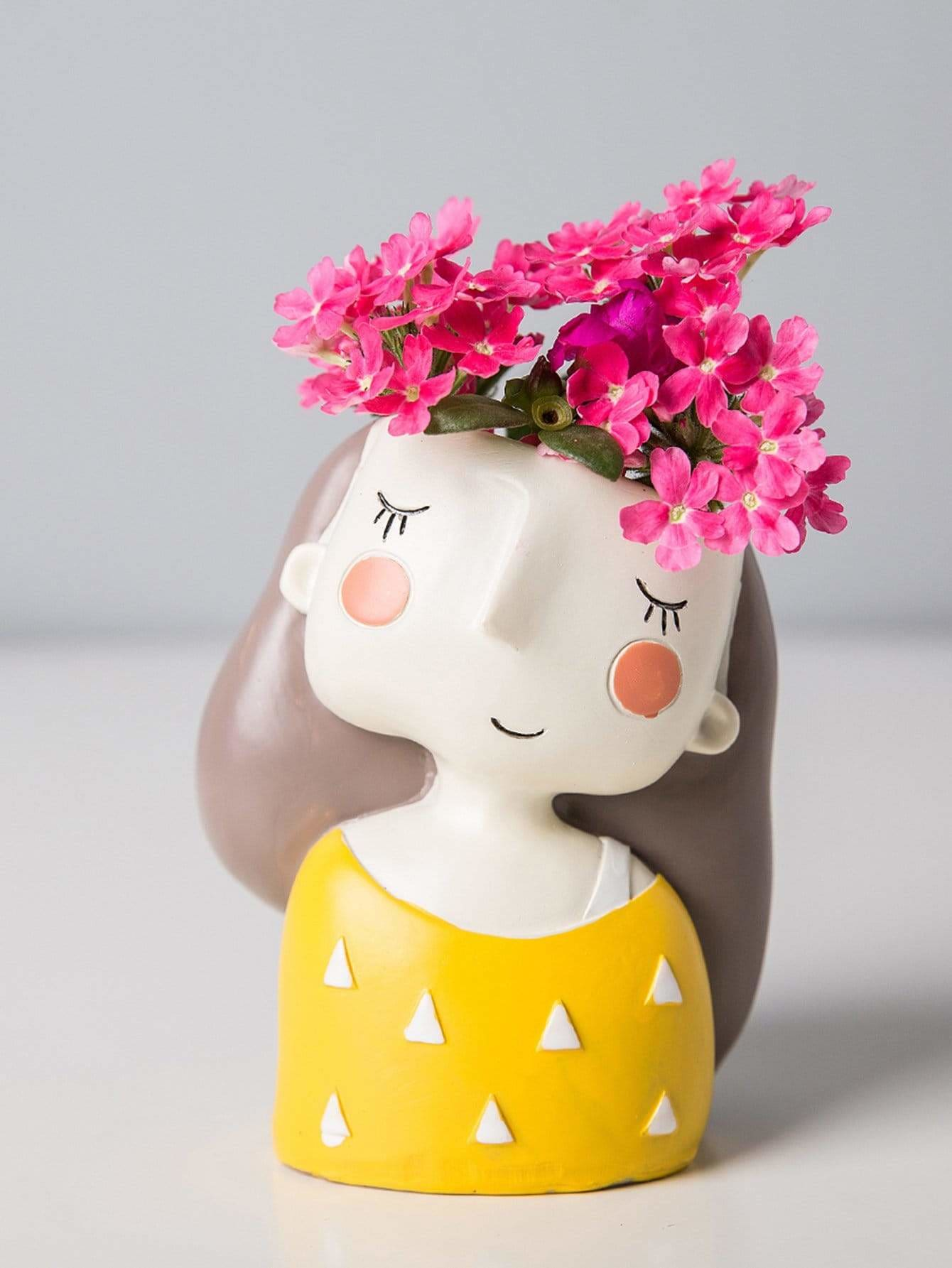Girl Design Decorative Object