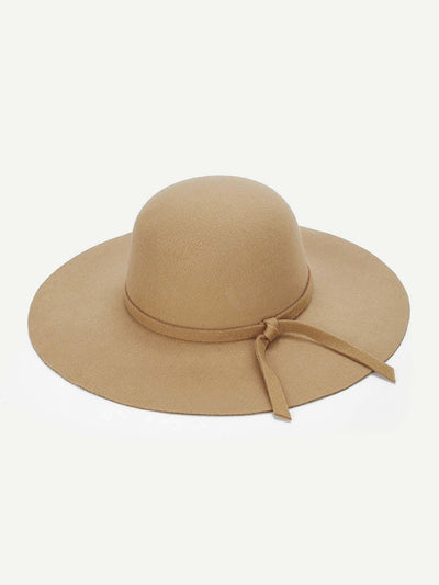 Hairy Floppy Hat - Hats & Gloves