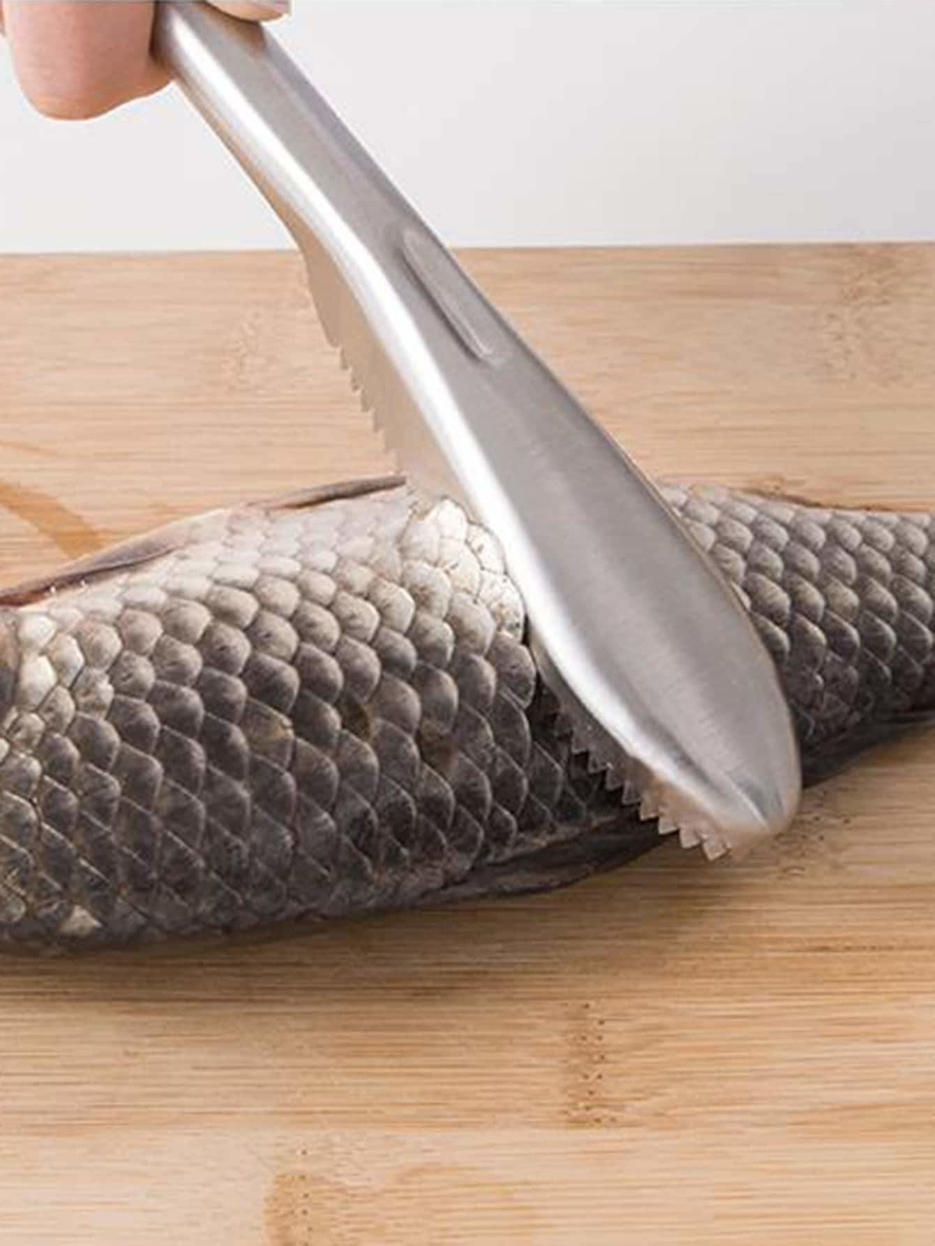 Handle Fish Scale Scraper