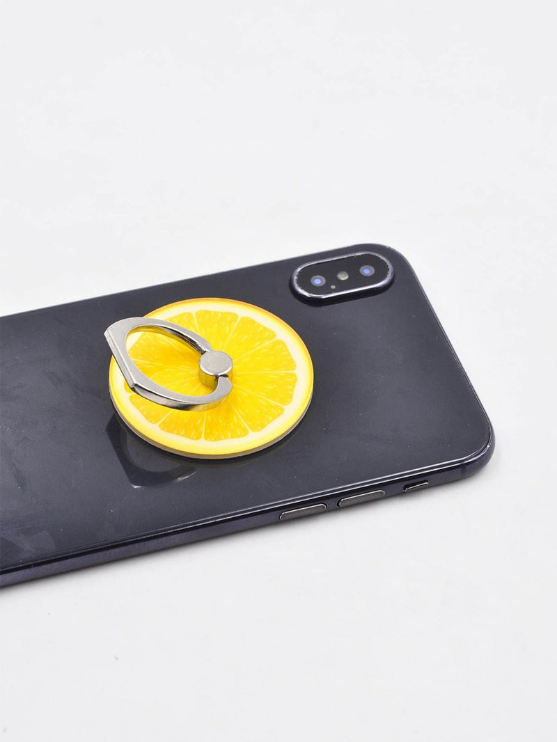 Lemon Ring Phone Holder