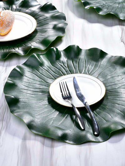 Lotus Leaf Design Placemat - Dining