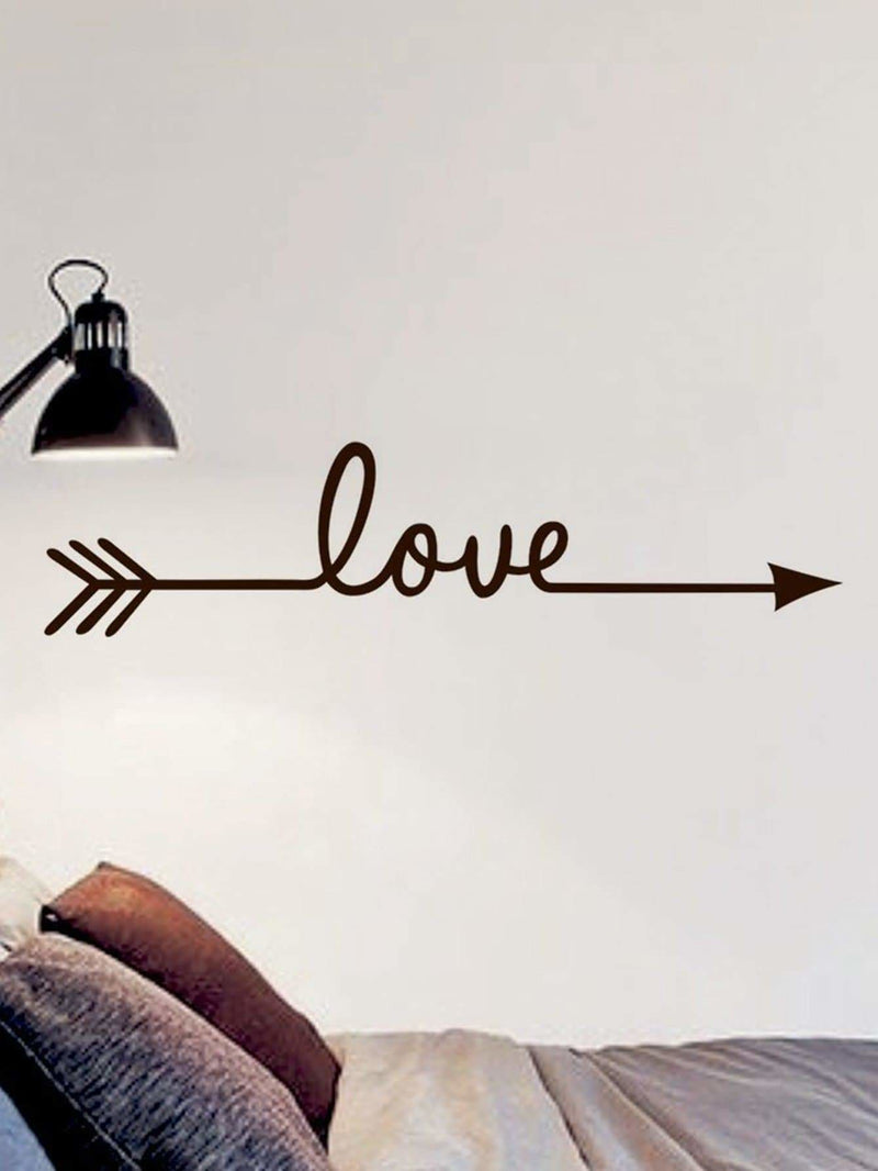 Love Arrow Wall Decal - Wall Art