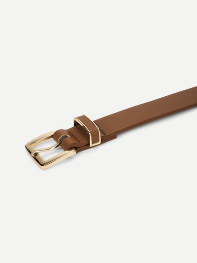Metal Buckle Belt - Belts