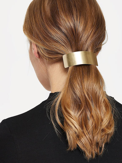 Metal Hair Clip - Hair Accessories